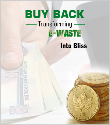 Transform E-Waste into Bliss